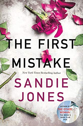 fiction, reading, amreading, goodreads, Kindle, book club, The First Mistake, Sandie Jones, beach reads, summer reads