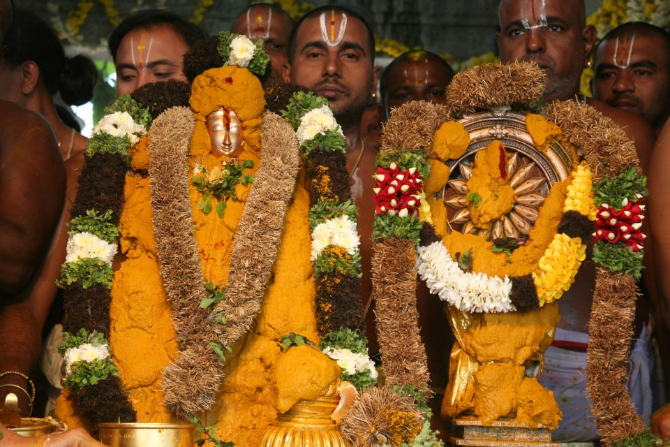 Panchami Teertham On Dec 1st