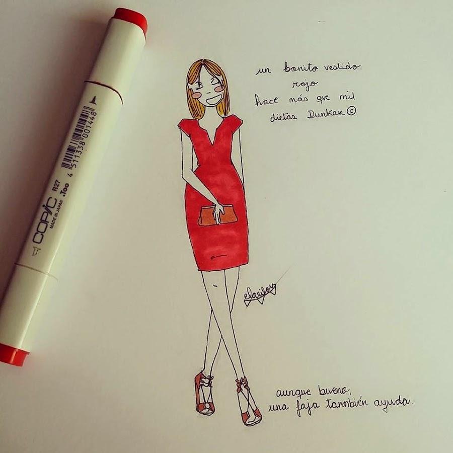 Clarilou Ilustración