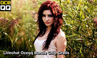 Livechat Oceqq Bonus Chip Gratis