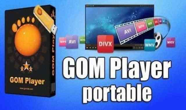 تحميل برنامج GOM Player 2.3.63.5327 Portable نسخة محمولة اخر اصدار