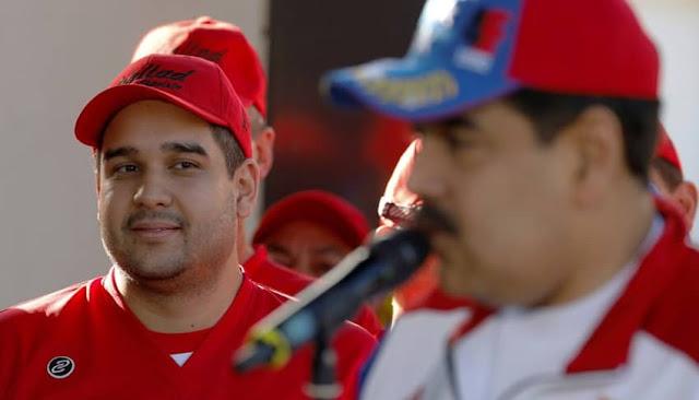 Hijo de Nicolás Maduro voluntario para vacuna rusa Sputnik V