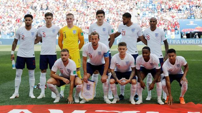 Daftar Pemain Timnas Inggris Terbaru, MU Sumbang 5 Pemain