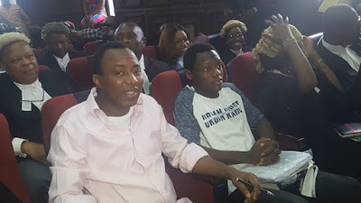 Sowore And Bakare Say FG's Request For Their Transfer To Prison, Frivolous