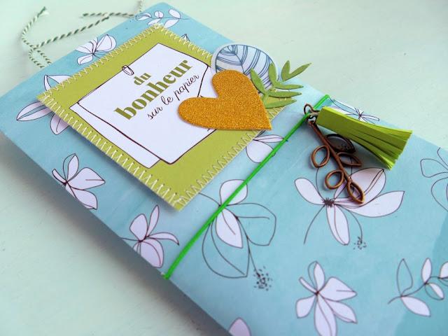 Flipbook con un solo foglio – Snail Mail – Happy Mail