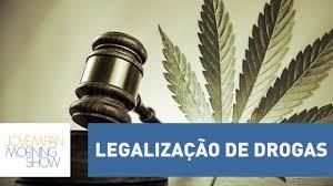 legalização da droga