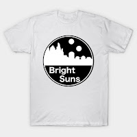 Bright Suns Star Wars Galaxy's Edge Inspired Bright Suns T Shirt