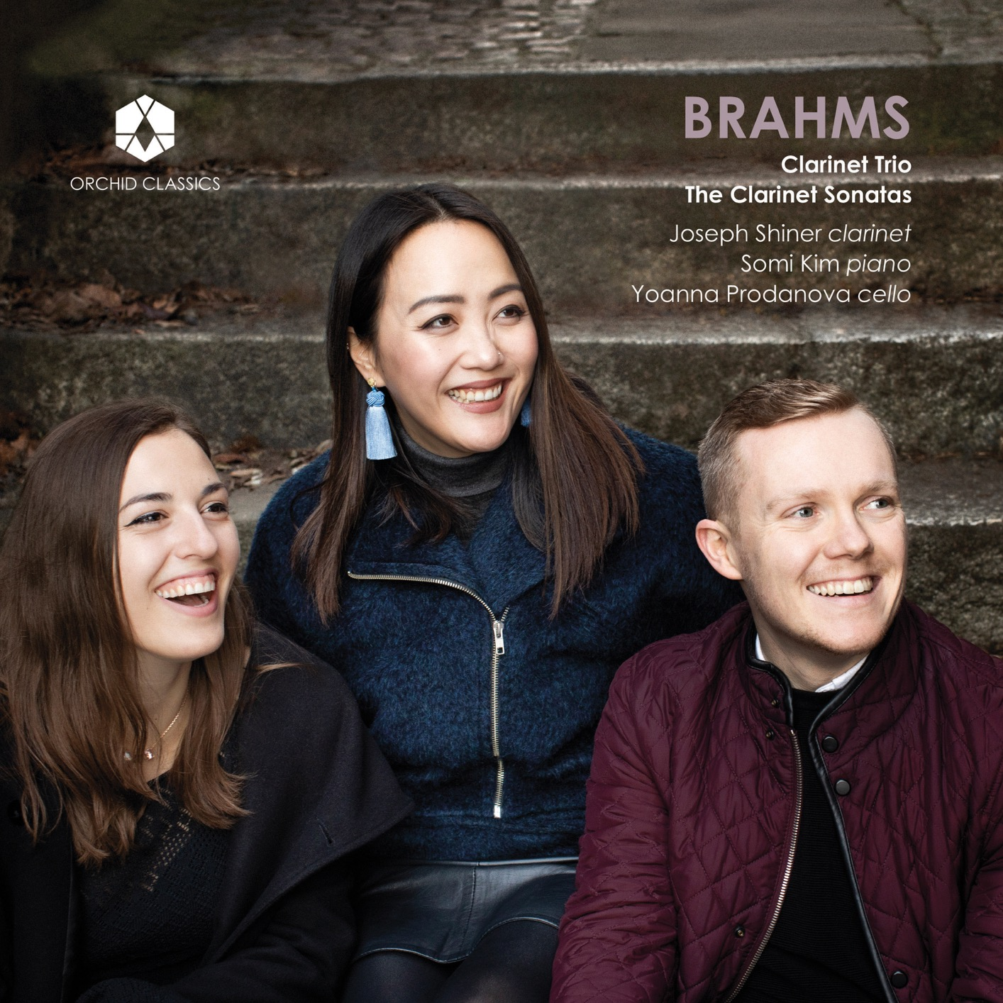 Music is the key: Joseph Shiner / Somi Kim / Yoanna