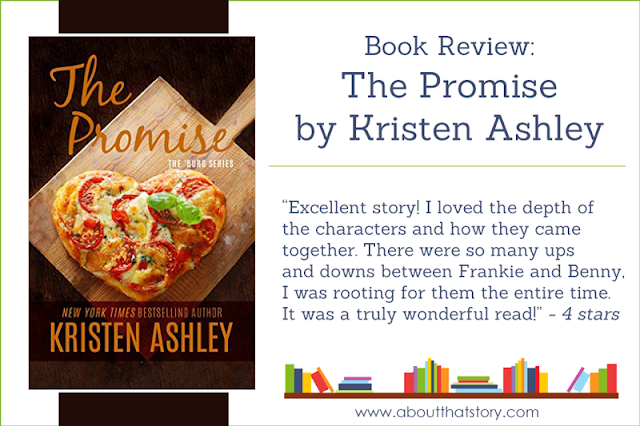 Book Review: The Promise by Kristen Ashley | About That Story
