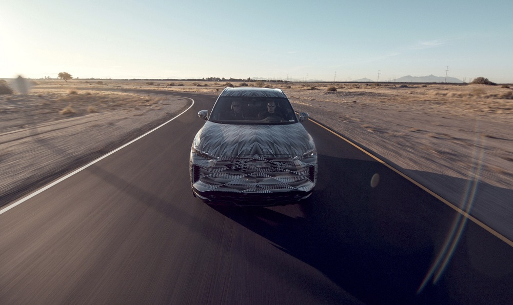 2022 Infiniti QX60 offers latest ProPILOT Assist technology
