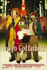 pelicula Tokyo Godfathers (Tokyo Goddofazazu) (2013)