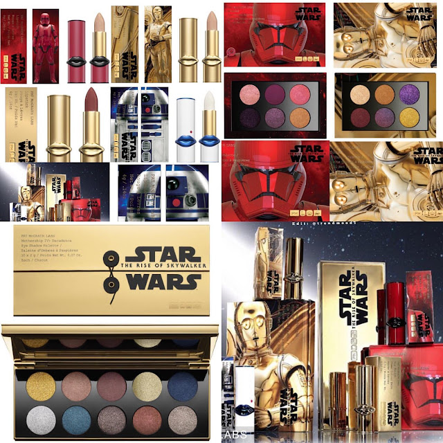 Star Wars makeup Collection
