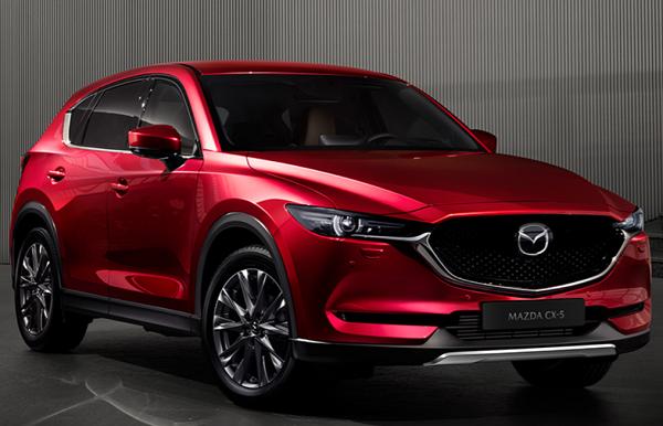 Harga Mazda CX-5GT Naik, Simak Spesifikasi Terbaru