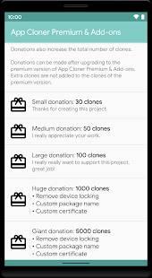 Descargar App Cloner Premium APK MOD VIP Desbloqueado Gratis para Android 2