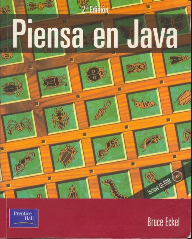 Piensa en Java, 2da Edición – Bruce Eckel