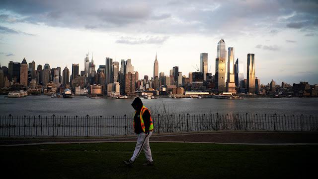 Nueva York: Aumenta un 38 % los casos de coronavirus durante la noche y ya hay más de 20.000 infectados