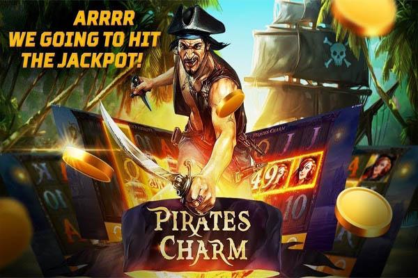 Main Gratis Slot Pirates Charm (Quickspin)