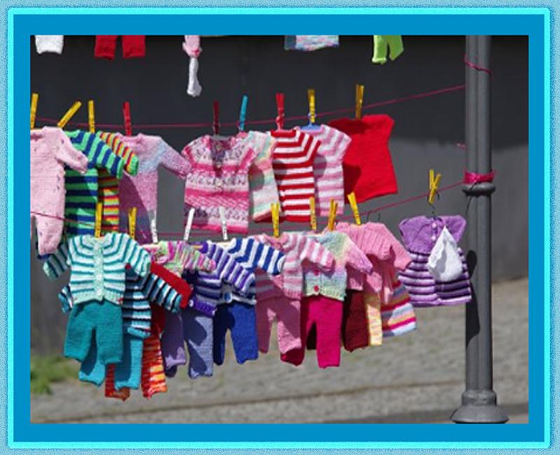 Tips Memilih Deterjen Khusus Untuk Baju Bayi PIXABAY