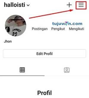 cara verifikasi instagram dapat centang biru ig