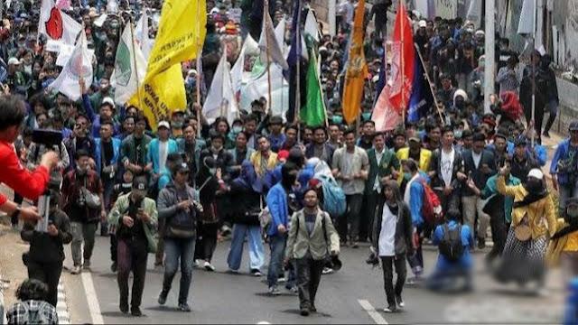 Ancam Turun ke Jalan, BEM SI dan GASAK Ultimatum Jokowi: Angkat 56 Pegawai KPK Jadi ASN dalam 3x24 Jam!