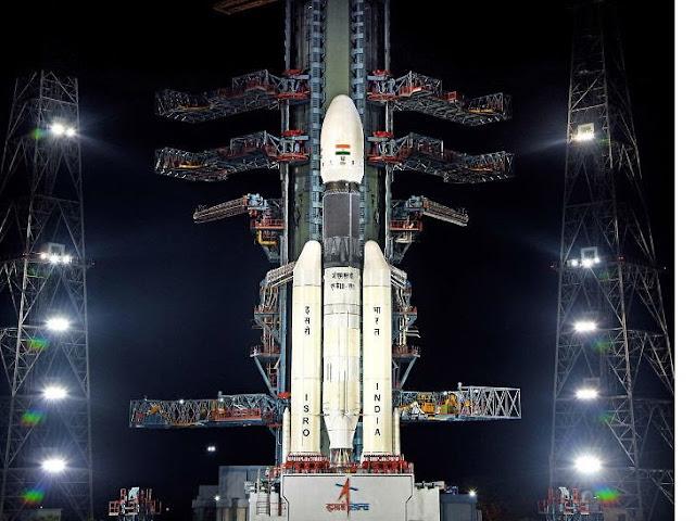 ISRO completed Chandrayaan-2 rehearsal, will be launching tomorrow