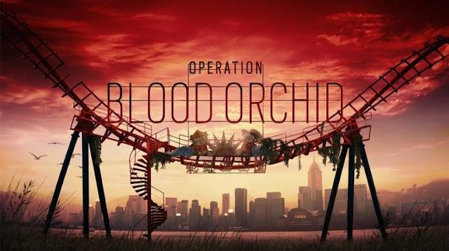 الإعلان رسميا عن تحديث Operation Blood Orchid قادم للعبة Rainbow Six Siege
