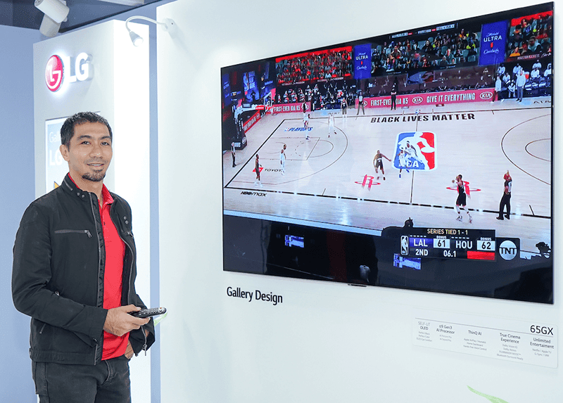 LG PH parades new normal-ready devices including gaming monitors, TVs, and speakers