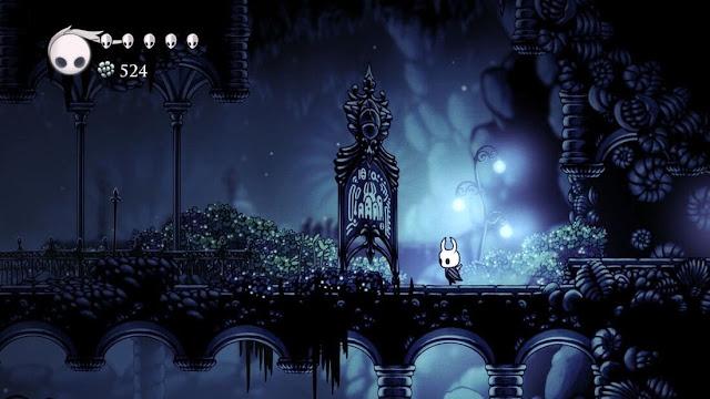 Imagem do Hollow Knight
