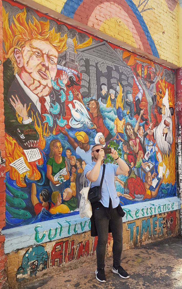 Travel: California Diaries - San Francisco pt. 2 Clarion alley