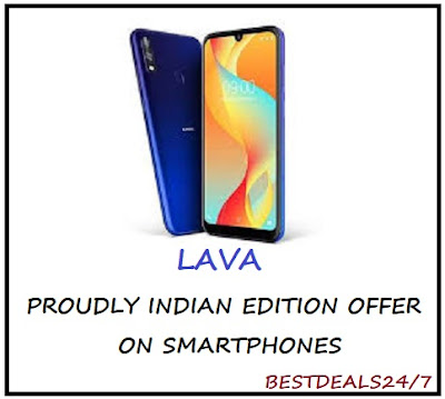 Lava launches Proudly Indian Edition Offer on Mobiles