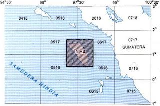 Indeks Peta Geologi Lembar Nias