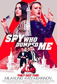 The Spy Who Dumped Me (2018) Full Movie 1080p 720p Direct Download