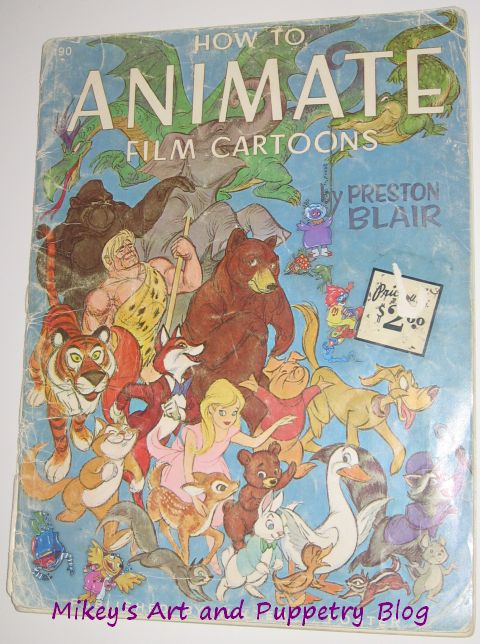 Mikey Artelles Art And Puppetry Blog Art Books How To Draw