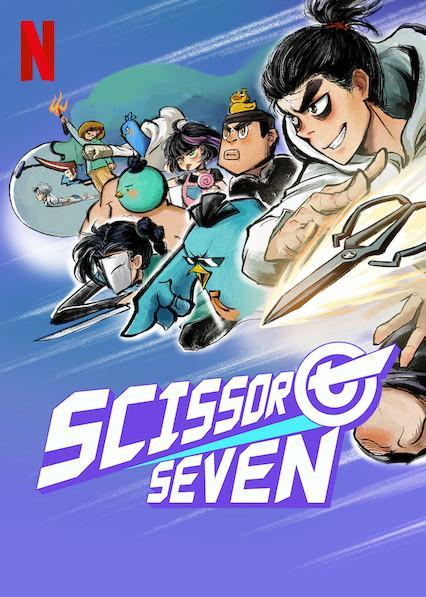 Scissor Seven Temporada 1 a la 2 Completa 1080p Dual Latino