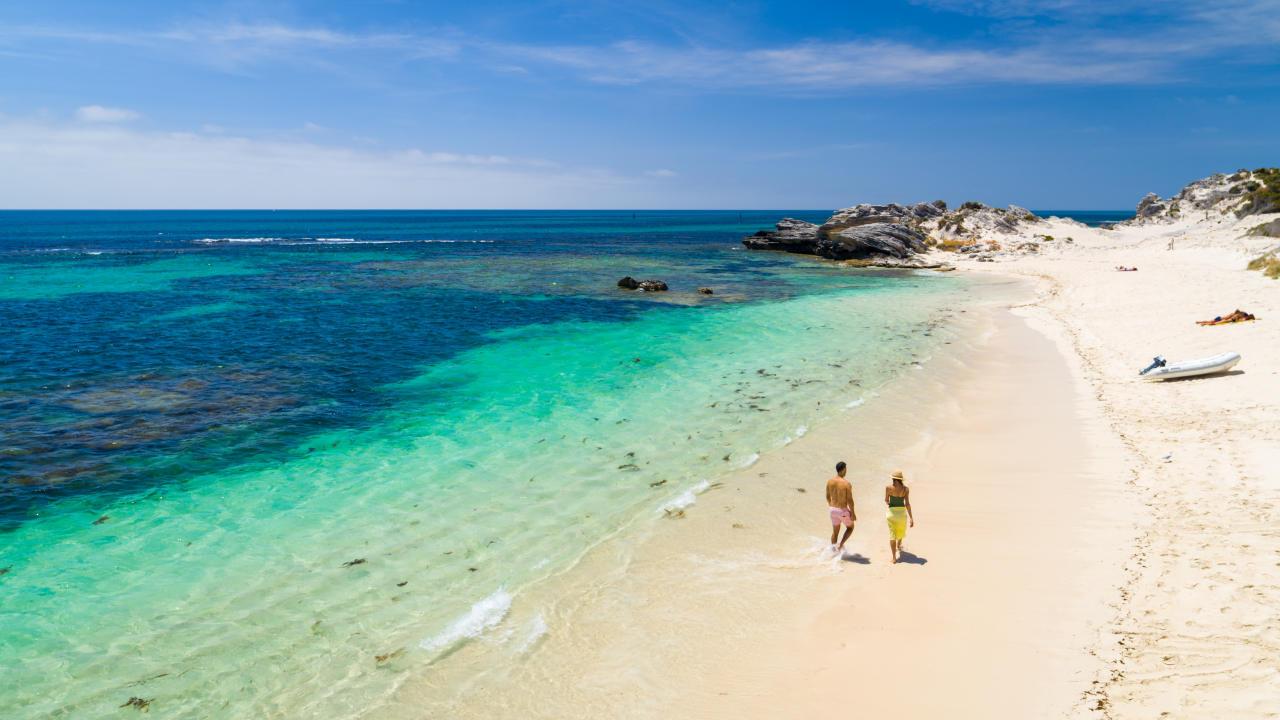 wa australia rottnest island