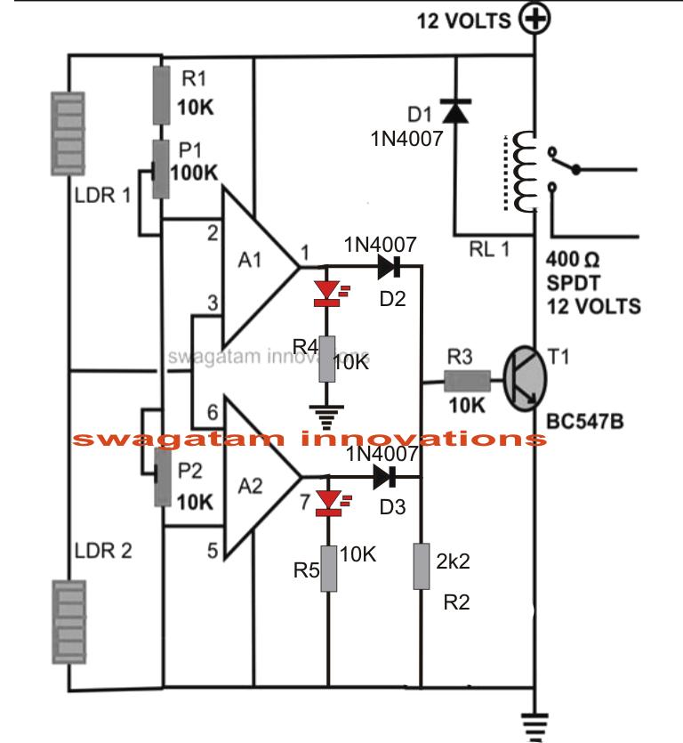 make this simple motion detector sensor alarm circuit. Black Bedroom Furniture Sets. Home Design Ideas