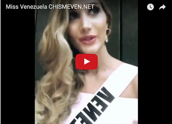Miss Venezuela derrota a Marcha del 23 de enero en Twitter