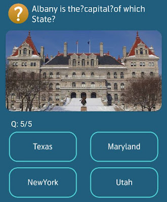 Albany is the capital of which State?