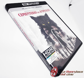 Cementerio de Animales Bluray