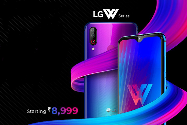 LG launches W10, W30 and W30 Pro smartphones