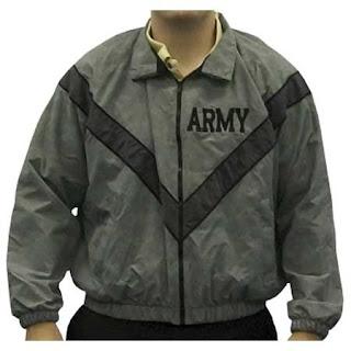 Macam Jenis Model Jaket Militer Army