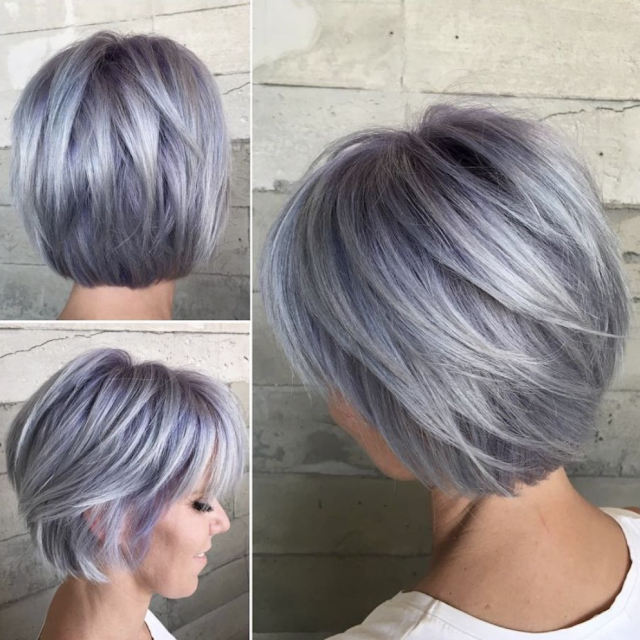 short hairstyles 2019 female