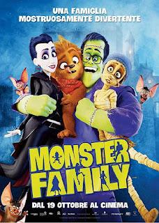 Happy Family (Monster Family) (2017)