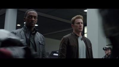 Captain America: Civil War - (Indian) Promo 'Hope' / Ext. TV Spot 'Still Friends' - Screenshot