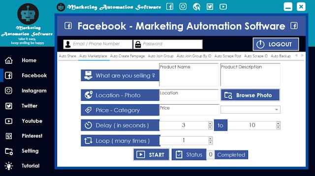 Cara Cepat Jualan di Marketplace Facebook Secara Automatis