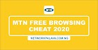 100% Working MTN Free Browsing Cheat April 2020
