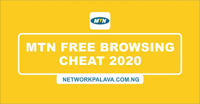 latest mtn free browsing cheat