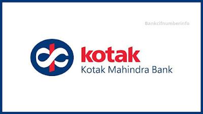 Kotak Mahindra Bank Statement