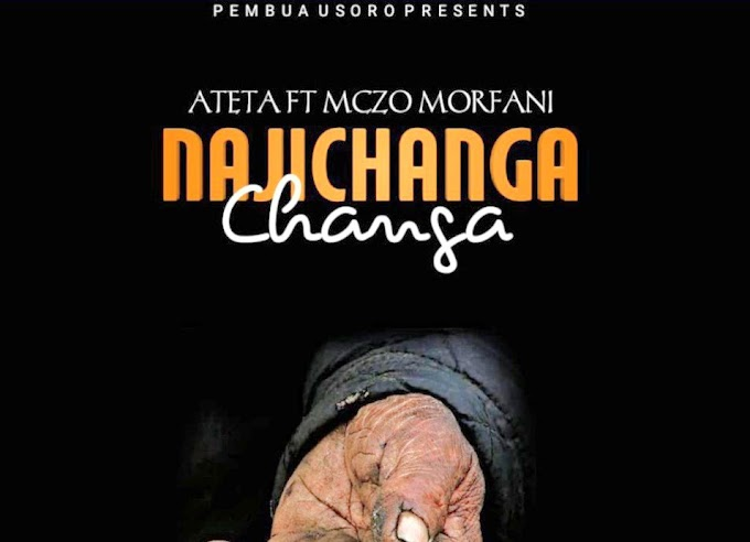 AUDIO l Ateta Ft. Mczo Morfan - Najichanga Changa l Download New song