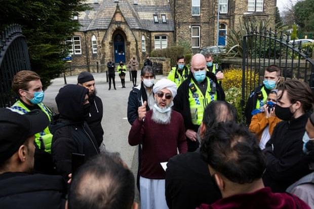 Sekolah di Inggris Didemo Usai Tunjukkan Kartun Nabi Muhammad